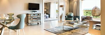 Deluxe Family Suite at Sani Beach