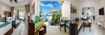 Seagrape Beach Suite at Spice Island