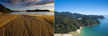 Abel Tasman Lodge, Marahau, Appletree Bay and Views of Abel Tasman