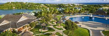 Aerial View of The Verandah Resort & Spa