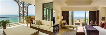 Royal Suite at Ajman Saray, A Luxury Collection Resort
