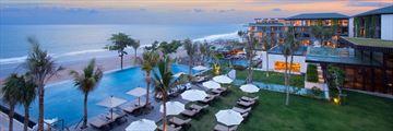Alila Seminyak, Aerial Views of Resort