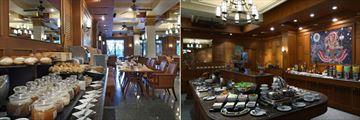 Amari Vogue Krabi, Lotus Restaurant Buffet