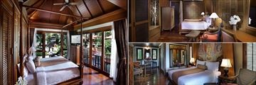Amari Vogue Krabi, One Bedroom Villa, Spa Suite and Grand Deluxe Room