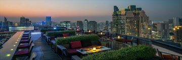 Anantara Bangkok Sathorn, Zoom Sky Bar and Restaurant
