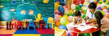 Anantara Hua Hin Resort, Kids' Club