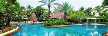 Anantara Hua Hin Resort, Main Pool