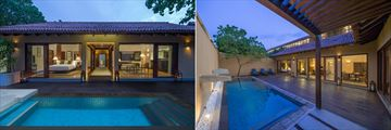 One Bedroom and Two Bedroom Pool Villas at Anantara Kalutara
