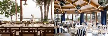 Mediterraneo Restaurant and Asteras Restaurant at Annabelle