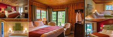 Arowhon Pines Resort and Restaurant, A Selection of Rooms