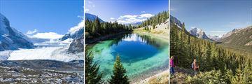 Scenery in Jasper, Alberta