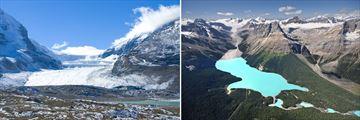 Athabasca Glacier & Peyto Lake, Jasper
