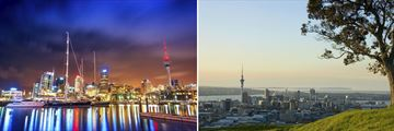 Auckland Cityscapes, North Island