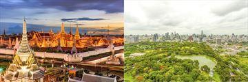 Bangkok Grand Palace & Lumpini Park