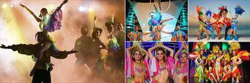 Entertainment at Barcelo Aruba