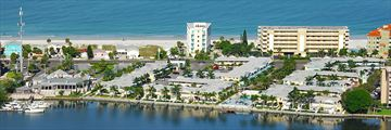 Barefoot Beach Resort, Aerial View