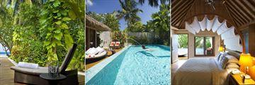 Residence at Baros Maldives