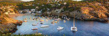 Bay of Cala Vedella, Ibiza