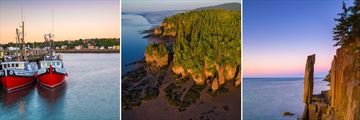 Bay of Fundy & Hopewell Rocks