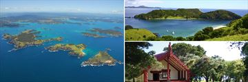 The Bay of Islands & Historic Waitangi Treaty Grounds