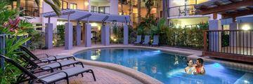 Resort Pool at Bay Villas Resort, Port Douglas