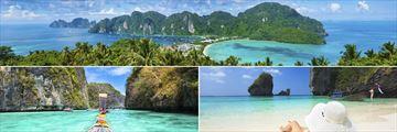 Phi Phi Island scenery