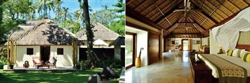Belmond Jimbaran Puri, Garden View Cottage Suite