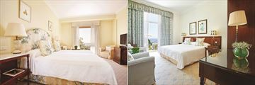 Classic Room and Superior Room at Belmond Reid's Palace