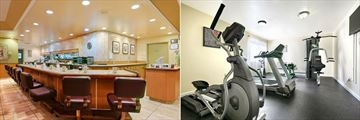 Best Western Sonora Oaks, Breakfast Area and Fitness Centre