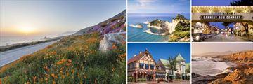 Big Sur, Cannery Row, Solvang & San Simeon