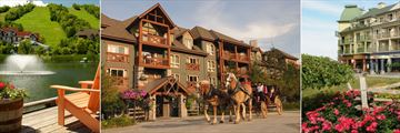 Blue Mountain Village Resort, Exterior