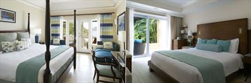 BodyHoliday, Luxury Ocean View Room and Standard Garden View Room