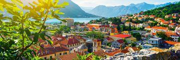 Boka Kotor Bay, Montenegro
