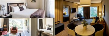 Bolton Hotel, Classic Suite, Premier Suite and Premier Twin Suite
