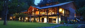 Borneo Rainforest Lodge, Exterior