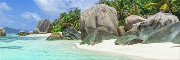 Boulders at Anse Source D'Argent, La Digue