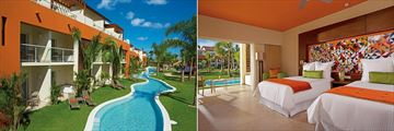 Breathless Punta Cana Resort & Spa, Swim-Up Suite