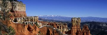 View of Bryce Canyon, Utah