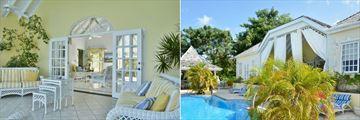 Calabash Luxury Boutique Hotel & Spa, Swallow Villa