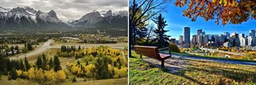 Landscapes of Canmore & Calgary