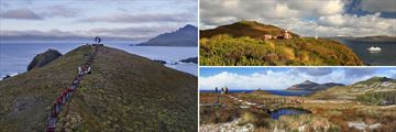 Cape Horn Island, a UNESCO World Biosphere Reserve