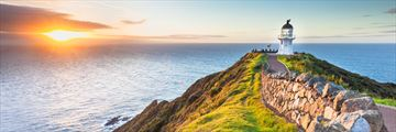Cape Reinga, Bay of Islands