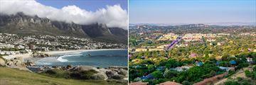 Cape Town & Pretoria