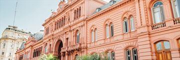 Casa Rosada Presidential Palace Buenos Aires