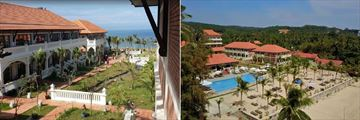 Cassia Cottage, Resort Overview and Private Beach