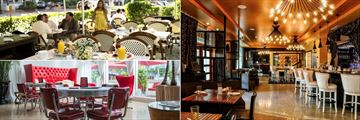 Maxine's Bistro and Bar, Funk Ku Restaurant and Red Bar at Catalina Hotel & Beach Club