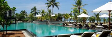 Centara Ceysands Resort & Spa, Pool and Beach Views