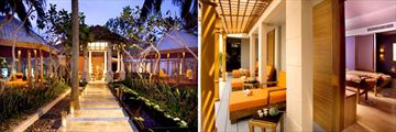 Centara Grand Beach Resort, Koh Samui, Spa Cenvaree