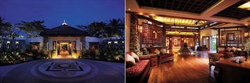 Shangri-La's Tanjung Aru Resort & Spa, CHI, The Spa