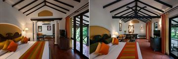 Cinnamon Lodge Habarana, Deluxe Room and Superior Room